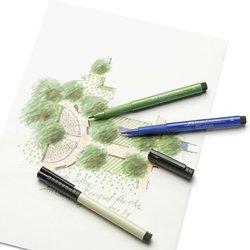 Faber Castell Pitt Artist Pens Brush Marker 48li Set Studio Box - Thumbnail