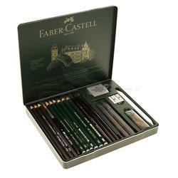 Faber Castell Pitt Graphite 19lu Set 112973 - Thumbnail