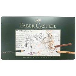 Faber Castell Pitt Monochrome Set - Thumbnail