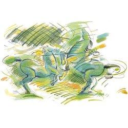 Faber Castell Pitt Pastel Boya Kalemi 24 Renk - Thumbnail