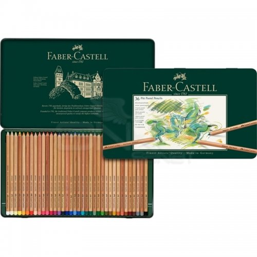 Faber Castell Pitt Pastel Boya Kalemi 36 Renk