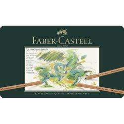 Faber Castell - Faber Castell Pitt Pastel Boya Kalemi 36 Renk (1)