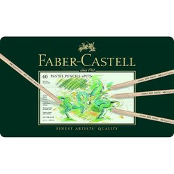 Faber Castell - Faber Castell Pitt Pastel Boya Kalemi 60 Renk (1)