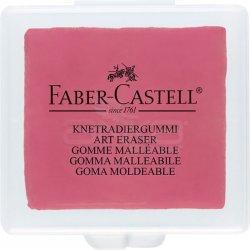 Faber Castell - Faber Castell Plastik Kutulu Hamur Silgi Renkli (1)