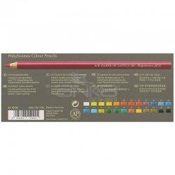 Faber Castell - Faber Castell Polychromos 111. Yıl Boya Kalemi 24lü Set 211002 (1)