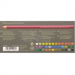 Faber Castell - Faber Castell Polychromos 111. Yıl Boya Kalemi 36lı Set 211003 (1)