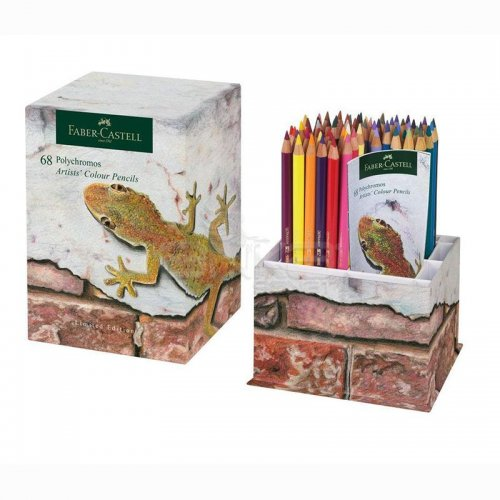 Faber Castell Polychromos Artists Colour Pencils 68li Set