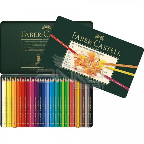 Faber Castell Polychromos Colour Pencils 36lı Set