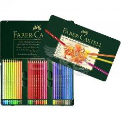 Faber Castell Polychromos Colour Pencils 60lı Set - Thumbnail