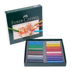 Faber Castell - Faber Castell Polychromos Pastel Boya 24 Renk 128524 (1)