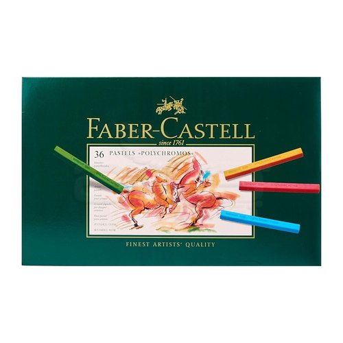 Faber Castell Polychromos Pastel Boya 36 Renk 128536
