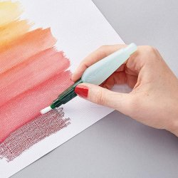 Faber Castell Su Hazneli Sulu Boya Fırçası - Thumbnail