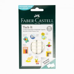Faber Castell - Faber Castell Tack-it Beyaz 50g