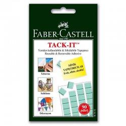 Faber Castell - Faber Castell Tack-it Yeşil 50g
