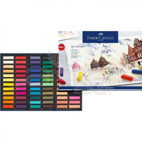 Faber Castell Creative Studio Yarım Boy Soft Pastel 72li