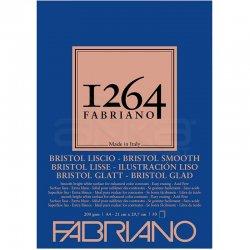 Fabriano 1264 Bristol Marker Defteri 200g 50 Yaprak - Thumbnail