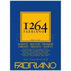 Fabriano - Fabriano 1264 Sketch Paper Eskiz Defteri 90g 100 Yaprak (1)