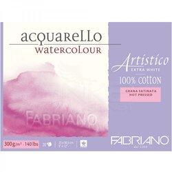 Fabriano - Fabriano Artistico Extra White 300g 31x41cm 20 Yaprak (1)