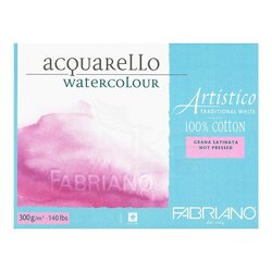 Fabriano - Fabriano Artistico Traditional White 300g 31x41cm 20 Yaprak (1)