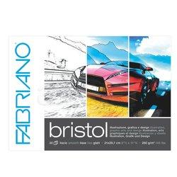 Fabriano - Fabriano Bristol Marker Pad 250g (1)