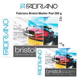 Fabriano - Fabriano Bristol Marker Pad 250g