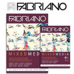 Fabriano - Fabriano Mixed Media Blok 250g 40 Yaprak (1)