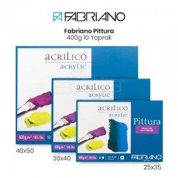 Fabriano - Fabriano Pittura Akrilik Boya Kağıdı 400g
