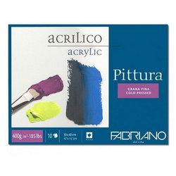 Fabriano - Fabriano Pittura Akrilik Boya Kağıdı 400g (1)