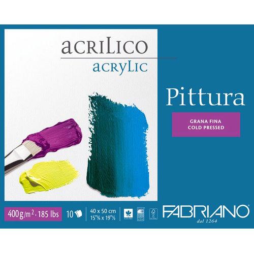 Fabriano Pittura Akrilik Boya Kağıdı 400g