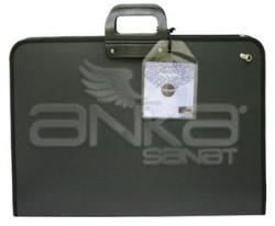 Fanart - Fanart Proje Çantası Siyah 53x73cm