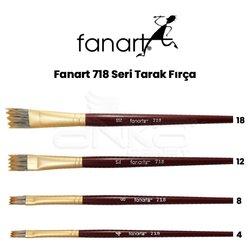 Fanart - Fanart 718 Seri Tarak Fırça