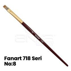 Fanart 718 Seri Tarak Fırça - Thumbnail