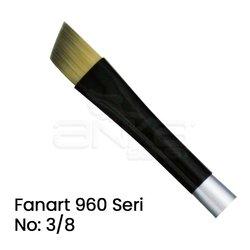 Fanart 960 Seri Yan Kesik Uçlu Fırça - Thumbnail