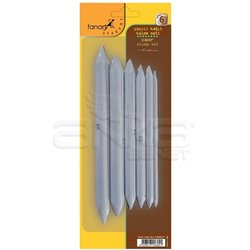 Fanart - Fanart Yayıcı Kağıt Kalem Seti 6lı F-9420
