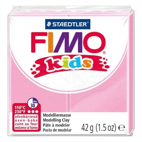 Fimo Kids Polimer Kil 42g No:25 Açık Pembe