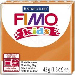 Fimo - Fimo Kids Polimer Kil 42g No:4 Turuncu