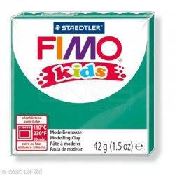 Fimo - Fimo Kids Polimer Kil 42g No:5 Yeşil