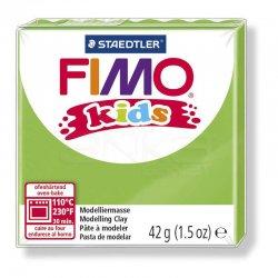 Fimo - Fimo Kids Polimer Kil 42g No:51 Limon Yeşili