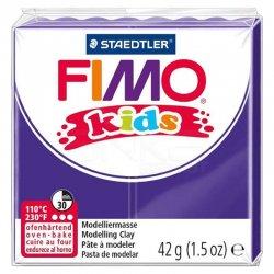 Fimo - Fimo Kids Polimer Kil 42g No:6 Mor Menekşe