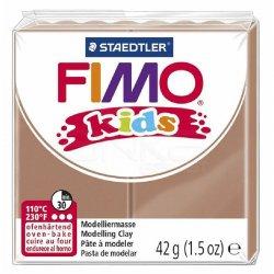 Fimo - Fimo Kids Polimer Kil 42g No:71 Açık Kahve