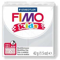 Fimo - Fimo Kids Polimer Kil 42g No:80 Açık Gri