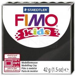 Fimo - Fimo Kids Polimer Kil 42g No:9 Siyah