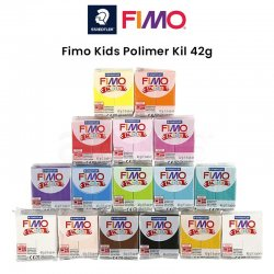 Fimo - Fimo Kids Polimer Kil 42g