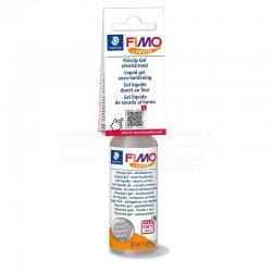 Fimo - Fimo Liquid Gel Gümüş 50ml 8050-81