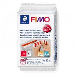 Fimo - Fimo Mix Quick Hızlı Kurutucu - Hamur Yumuşatıcı Kil 100g