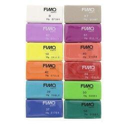 Fimo - Fimo Polimer Kil Seti 12 Parça Brilliant 8023 C12-2 (1)