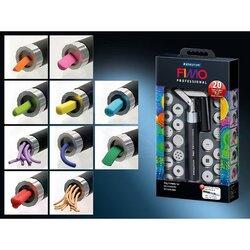 Fimo - Fimo Professional Clay Extruder Set 20li Kil Makinesi 870017 (1)