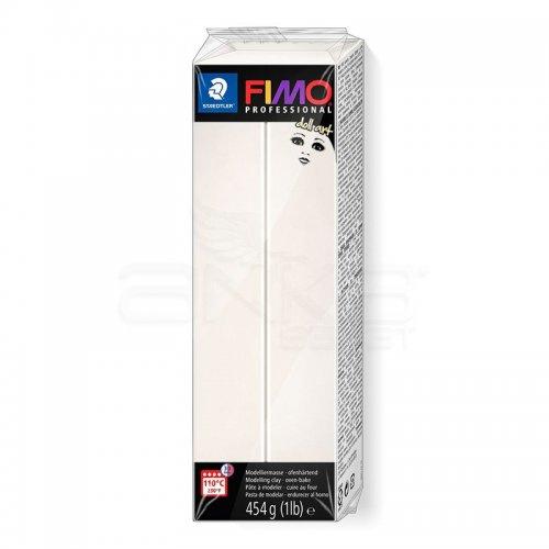 Fimo Professional Doll Art Polimer Kil 454g No:03 Porcelaine
