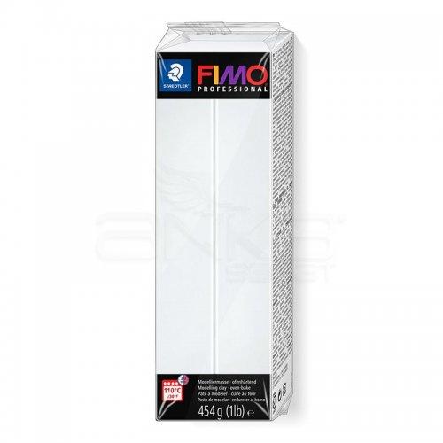 Fimo Professional Polimer Kil 454g No:0 White
