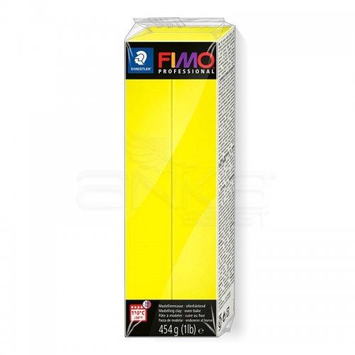 Fimo Professional Polimer Kil 454g No:1 Lemon Yellow
